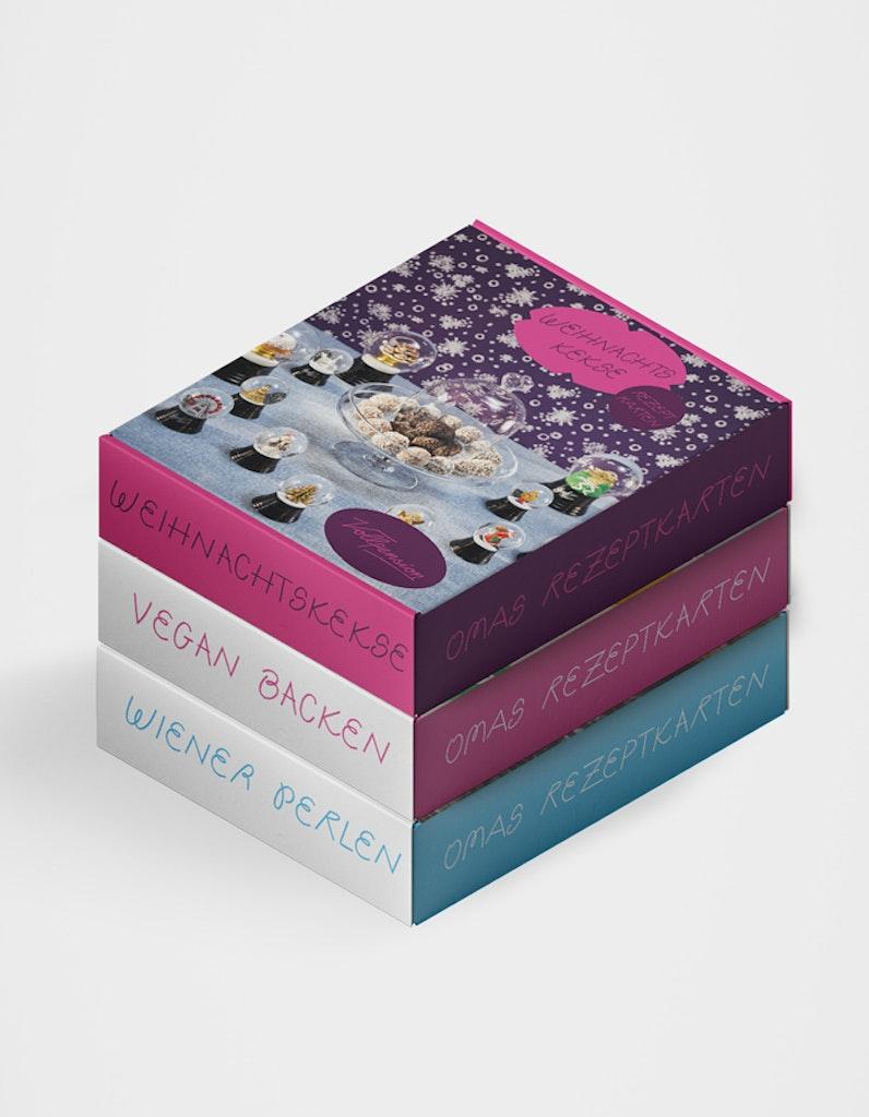 Bundle: Rezeptkartenboxen