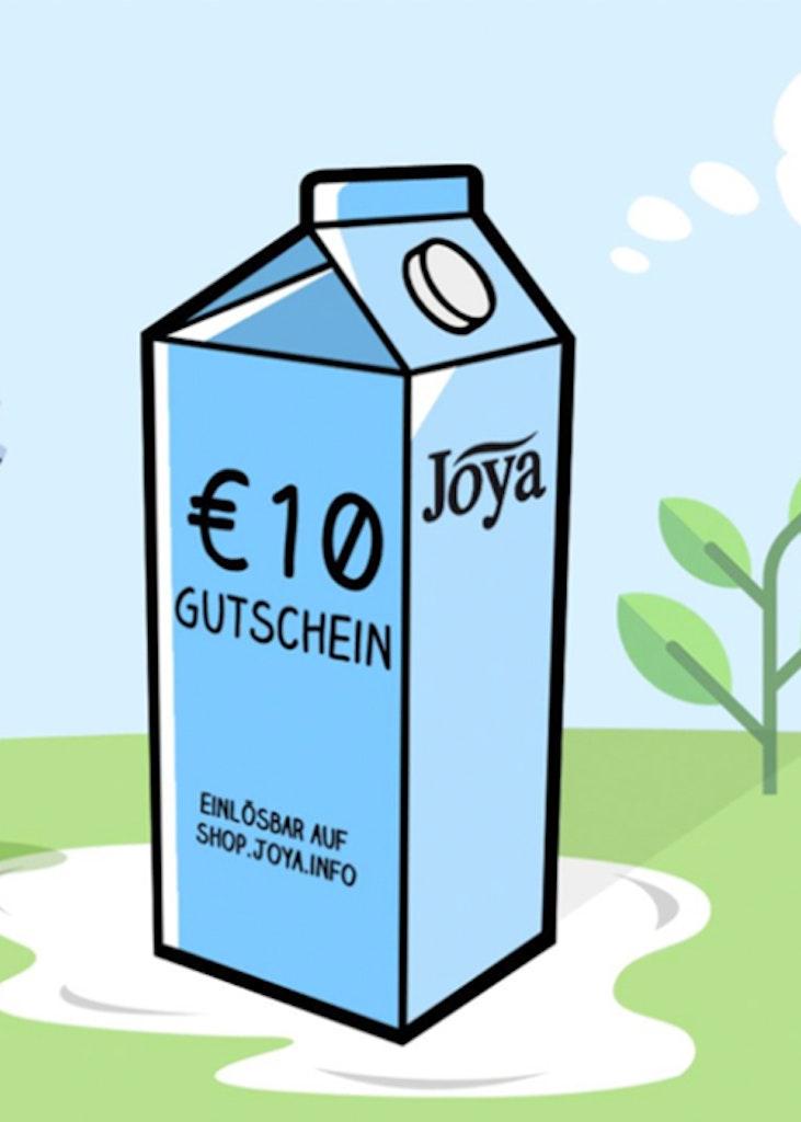 Joya Gutschein 10 Euro