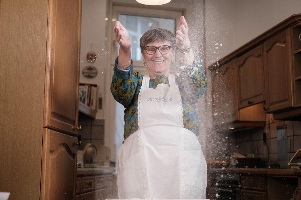"Classic ""At-Home-Grandma-Live-Baking-Course"": Baking-Basics"