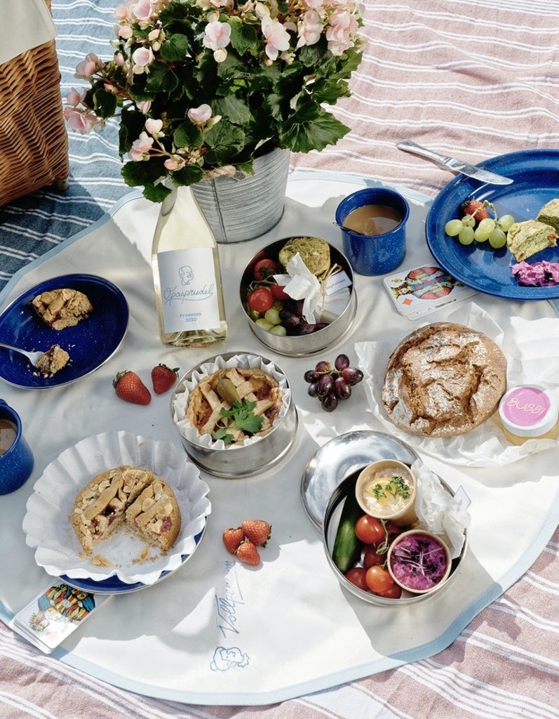 2er Picknick-Set (unter der Woche)